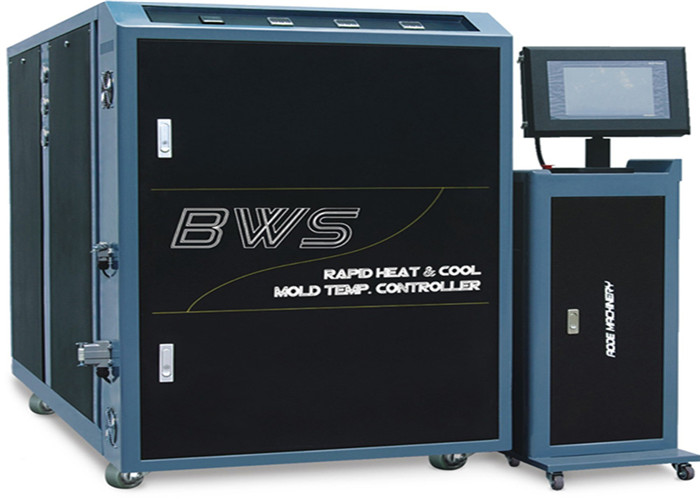 PLC High-gloss fast hot-cool temperature control unit BWS-400 with Eliminate soluble wiring