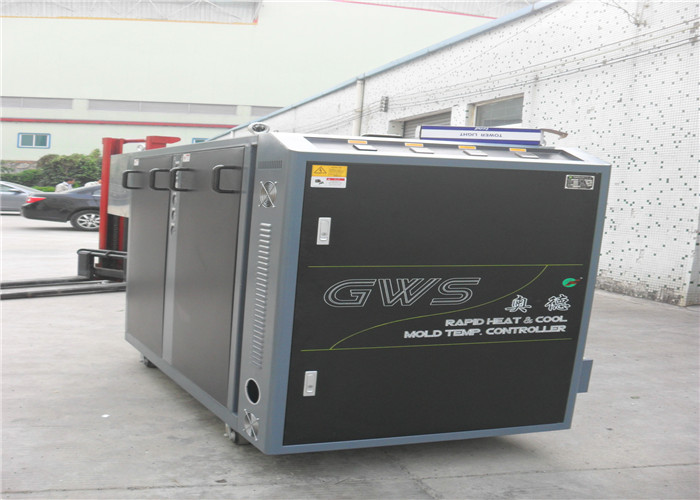 Eliminate soluble wiring High-gloss fast hot-cool mold temperature control unit GWS-800 with PLC