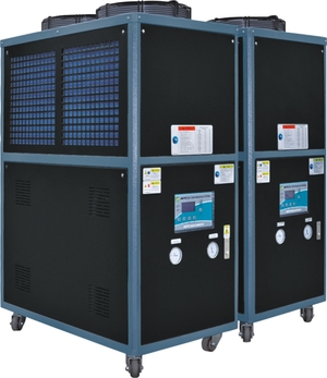 Hot sale 5℃ air cooled chiller AC-25AD with customization power supply