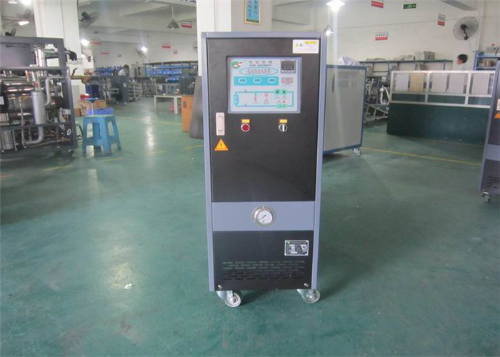 Special mold temperature controller for rubber with 15-98℃ and UK WEST