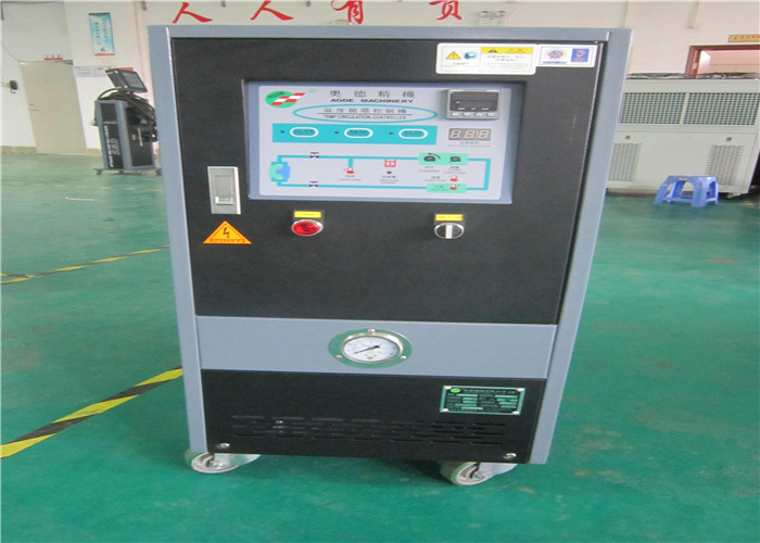 180 Degree Industrial Oil Mold Temperature Control Unit Indirect Cooling
