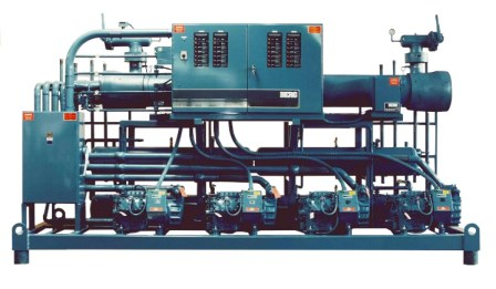 industrial chiller system copeland compressor and CE ROHS water cooled chiller AC-60WE